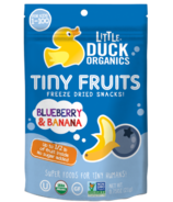 Little Duck Organics Tiny Fruit Blueberry Banana