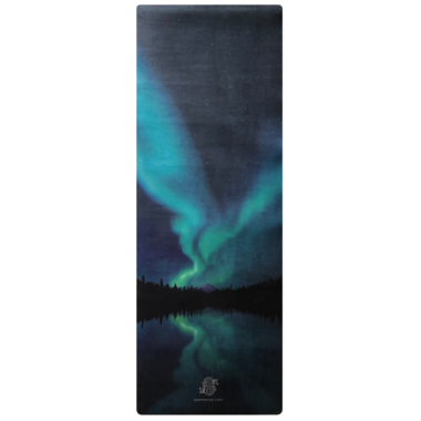 Supported Soul Supreme All-In-One Yoga Mat Aurora