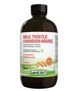 Land Art goutte pure chardon-marie liquide