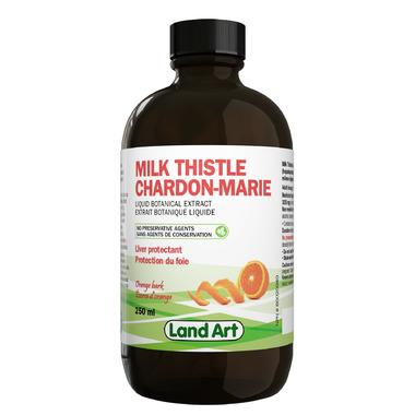 Land Art Puredrop Milk Thistle Liquid