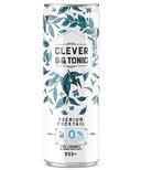Clever Mocktails G & Tonic Premium Mocktail