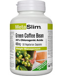 Webber Naturals Green Coffee Bean Capsules