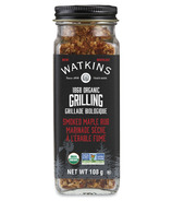 Watkins Organic Smoked Maple Rub