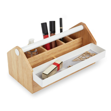 Umbra Toto Storage Box White & Natural
