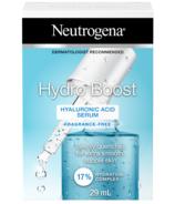 Neutrogena Hydro Boost Hyaluronic Acid Face Serum