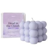 MELP Cloud Candle Lavender