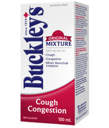 Buckley's Cough Congestion Original Mixture Syrup