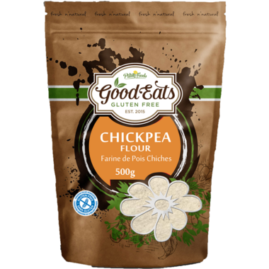 Pilling Foods Good Eats Gluten Free Chickpea Flour