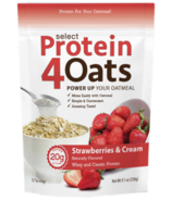 PEScience Protein 4Oats Strawberries & Cream