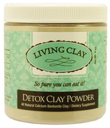Living Clay Co. Detox Clay Powder