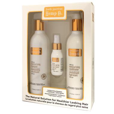 North American Hemp Co. Hair Care Set