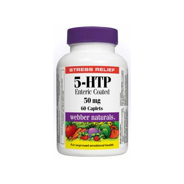 Webber Naturals 5-HTP (5-Hydroxy L-Tryptophan)