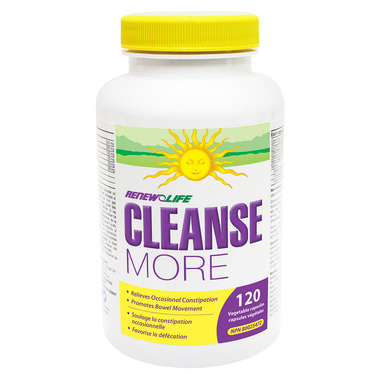 Renew Life CleanseMORE