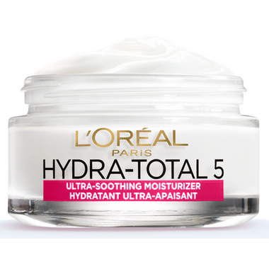 L\'Oreal Paris Hydra-Total 5 Ultra-Soothing Moisturizer