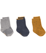 Lassig Baby & Kids Socks Assorted Blue