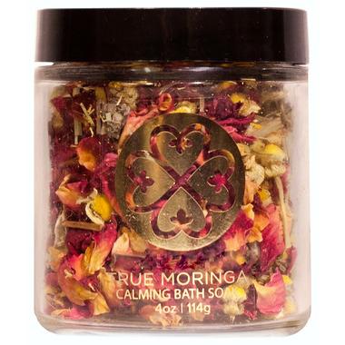 True Moringa Calming Bath Soak
