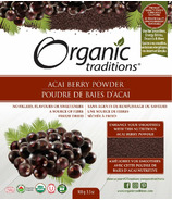 Organic Traditions Acai Berry Powder
