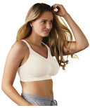 Bravado Designs The Body Silk Seamless Nursing Bra Antique White