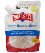 Redmond Ancient Kosher Sea Salt Pouch