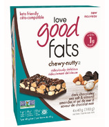 Love Good Fats Chewy Nutty Dark Chocolate Sea Salt Almond