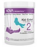 NOVA Probiotics Kids 1-12yrs 2 Billion CFU