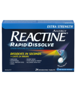 Reactine Extra Strong Rapid Dissolve