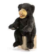Folkmanis Black Bear Cub Puppet
