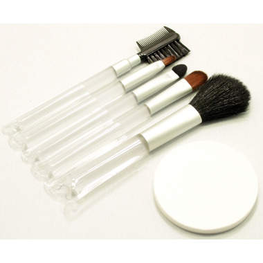 Basicare Cosmetic Brush 5 Piece Set