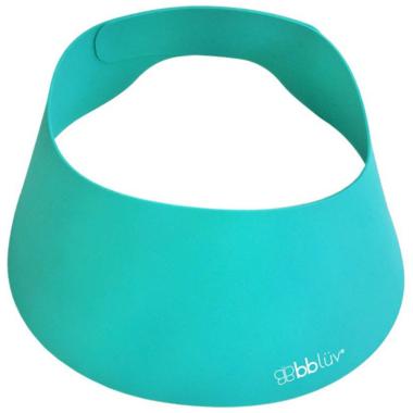 bbluv Kap Silicone Shampoo Repellent Cap Blue