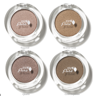 100% Pure Fruit Pigmented Eye Shadow