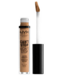NYX Can't Stop Won't Stop Lightweight Full-Coverage Waterproof Concealer