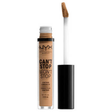 NYX Can\'t Stop Won\'t Stop Lightweight Full-Coverage Waterproof Concealer