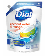 Dial Eco-Smart Hand Soap Refill Coconut Water & Mango