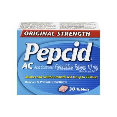 Pepcid AC Acid Controller