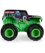 Monster Jam Grave Digger Spin Rippers Vehicle