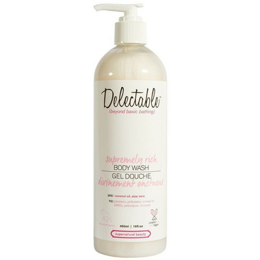 Delectable by Cake Beauty Supremely Rich Body Wash Coconut & Cream