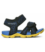Bogs Whitefish 80's Sandal Black Multi