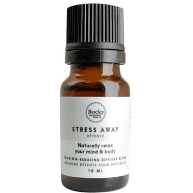 Rocky Mountain Soap Co. Stress Away Tension-Reducing Diffuser Blend