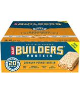 Clif Builder's Crunchy Peanut Butter Protein Bar Case