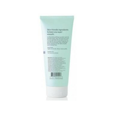 eos Shave Cream Sensitive Skin