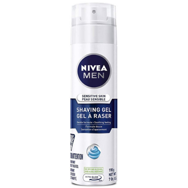 Nivea Men Sensitive Skin Shaving Gel