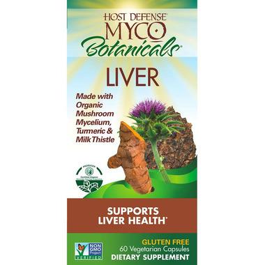 Host Defense MycoBotanicals Liver