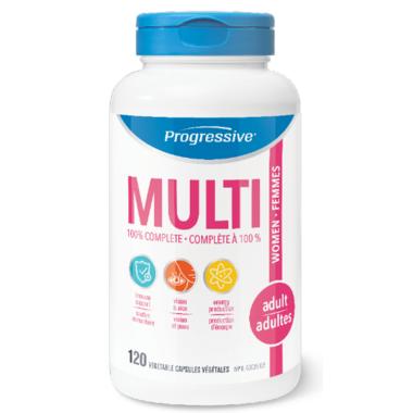 Progressive MultiVitamins for Adult Women