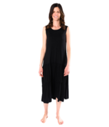Terrera Allison Maxi Dress Black