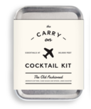 W&P Design Carry On Cocktail Kit The Old Fashioned
