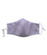 ChicoBag Reusable 2-Layer Face Mask Lavender Moon