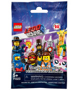 LEGO Mini Figures The LEGO Movie 2 Characters Mystery Bag