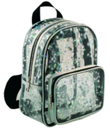 Fashion Angels Transparent Star Shaker Mini Backpack