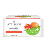 ATTITUDE Nature+ Air Purifier Pink Grapefruit