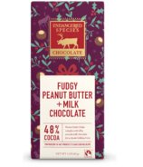 Endangered Species Fudgy Peanut Butter and Milk Chocolate